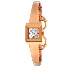【26時間限定ポイント5倍】グッチ GUCCI 時計 レディース 腕時計 グッチ 時計 GUCCI YA128518 G-FRAME 腕時計 ウォッチ ピンクゴールド/ピンクパール