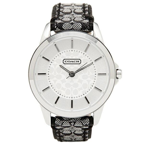 コーチCOACH腕時計 COACHコーチ ウォッチ レディース 14501524 クラシック シグネチャー