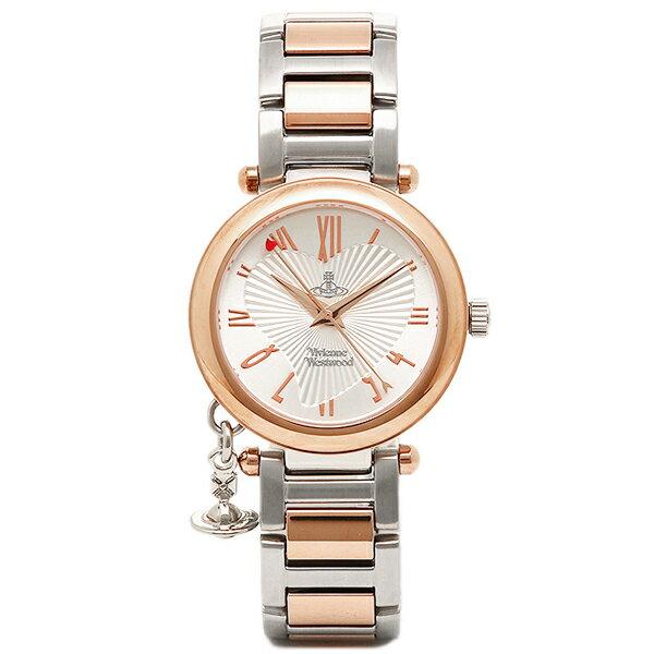 ヴィヴィアン 腕時計 ヴィヴィアンウエストウッド VV006RSSL シルバーピンクゴールド