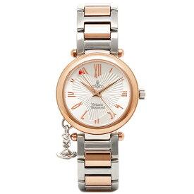 【4時間限定ポイント20倍】ヴィヴィアン 腕時計 ヴィヴィアンウエストウッド VV006RSSL シルバーピンクゴールド