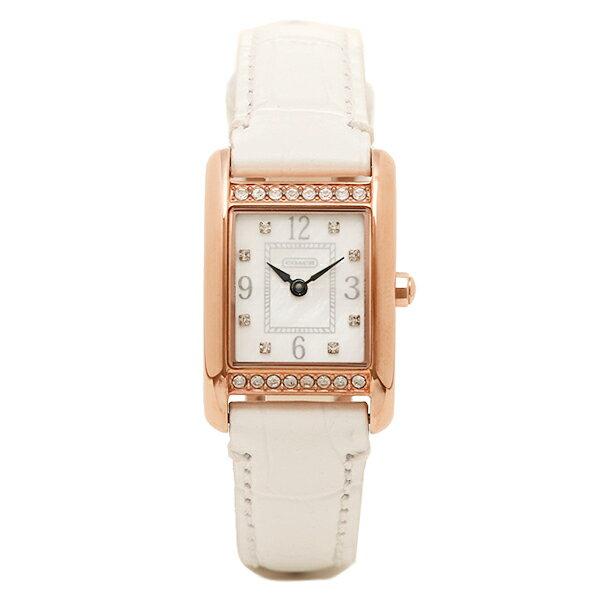 【6時間限定ポイント10倍】コーチ COACH 時計 レディース 腕時計 コーチ 腕時計 COACH 14501899 ホワイト