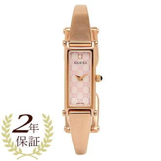 구찌 GUCCI 시계 손목시계 구찌 시계 레이디스 GUCCI YA015559 1500 시리즈 손목시계 워치 핑크 펄/핑크 골드