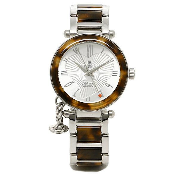 ヴィヴィアン 腕時計 ヴィヴィアンウエストウッド VV006SLBR シルバー