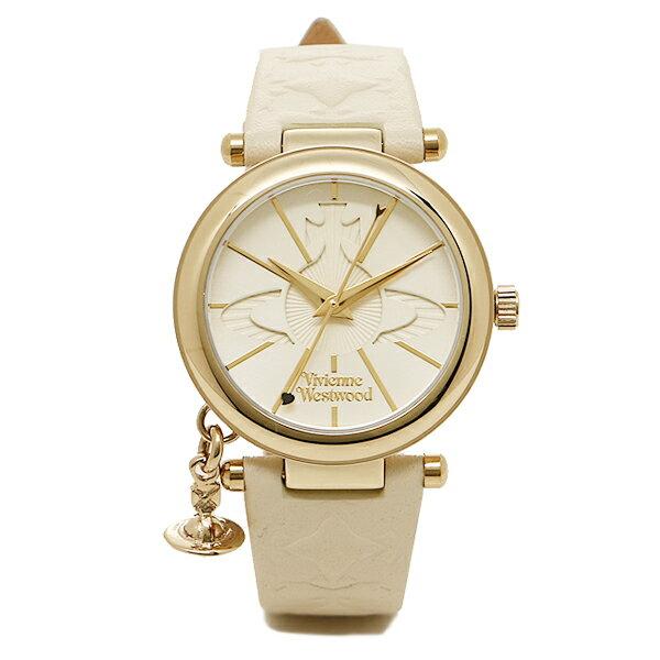 【30時間限定ポイント5倍】ヴィヴィアン 腕時計 ヴィヴィアンウエストウッド VV006WHWH ホワイト