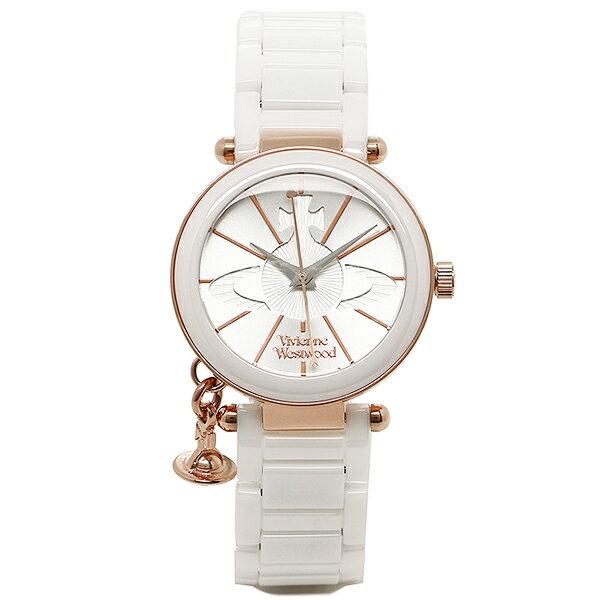 ヴィヴィアン 腕時計 ヴィヴィアンウエストウッド VV067RSWH ホワイト