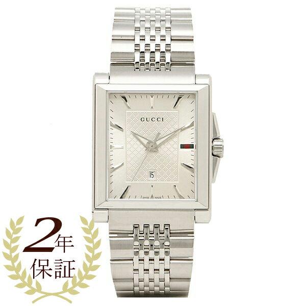 グッチ GUCCI 時計 腕時計 グッチ 時計 メンズ GUCCI YA138403 腕時計 ウォッチ シルバー