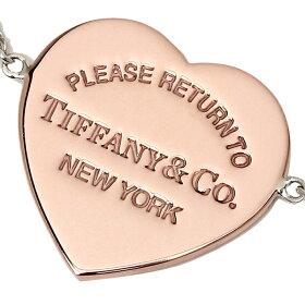 ティファニーTIFFANY&Co.ティファニーブレスレットアクセサリーTIFFANY&Co.29633789RTTリターントゥハートミディアム6.5inRUBEDOシルバー/ローズゴールド