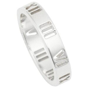 【返品OK】ティファニー リング アクセサリー TIFFANY&Co. アトラス ナローリング 指輪 シルバー