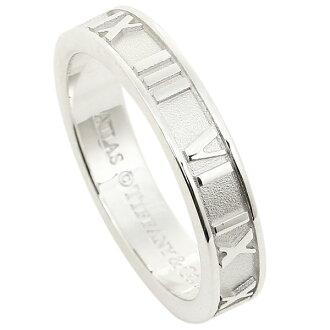 Tiffany TIFFANY & Co. Ring ring Tiffany ring TIFFANY&Co. Atlas narrow bundling ATLAS NARROW RING ring silver