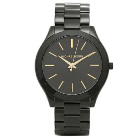 【P5倍 10/17 18時〜24時】【返品OK】マイケルコース 腕時計 レディース MK3221 ブラック
