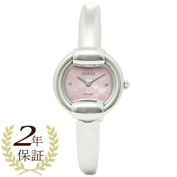 グッチ GUCCI 時計 レディース 腕時計 グッチ 時計 GUCCI 腕時計 1400 YA014513 ステンレス ピンクパール ウォッチ