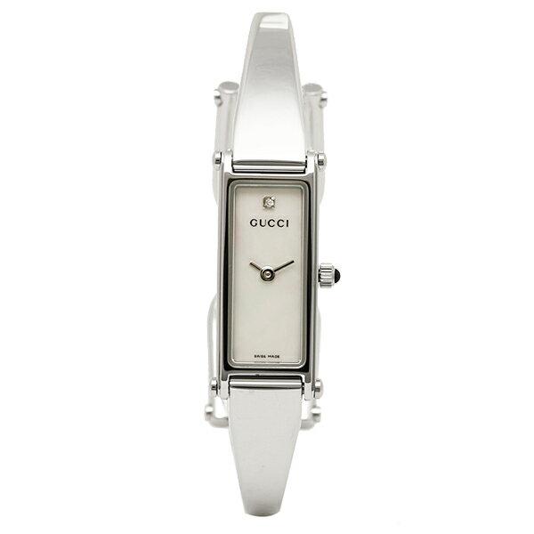 【30時間限定ポイント5倍】グッチ GUCCI 時計 レディース 腕時計 グッチ 腕時計 GUCCI 1500シリーズ YA015561ウォッチ ホワイトパール