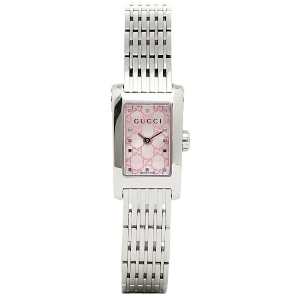 【エントリーでポイント最大19倍】グッチ GUCCI 時計 レディース 腕時計 グッチ 腕時計 GUCCI Gメトロ YA086512ウォッチ ピンクパール クリスマスセール