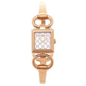 【返品OK】グッチ 腕時計 レディース GUCCI YA120520 ゴールドピンク