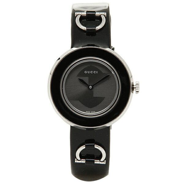 グッチ GUCCI 時計 レディース 腕時計 GUCCI グッチ 時計 YA129513 Uプレイ グレー/ブラック/シルバーウォッチ/腕時計