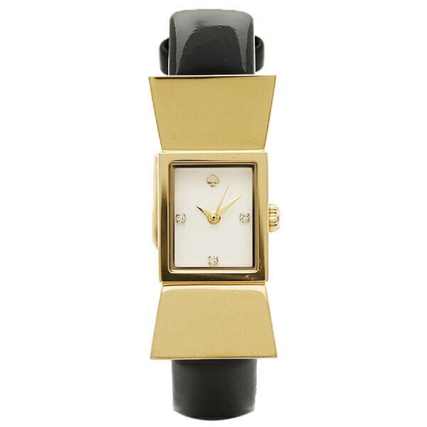 【エントリーでポイント最大19倍】ケイトスペード 腕時計 レディース ゴールドブラック 1YRU0068 クリスマスセール