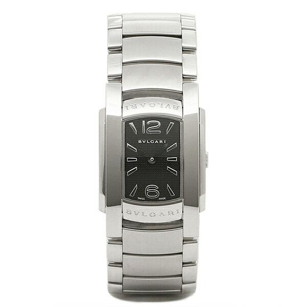 【6時間限定ポイント5倍】ブルガリ BVLGARI 時計 レディース 腕時計 ブルガリ 時計 BVLGARI AA35BSS アショーマ 腕時計 ウォッチ シルバー ブラック
