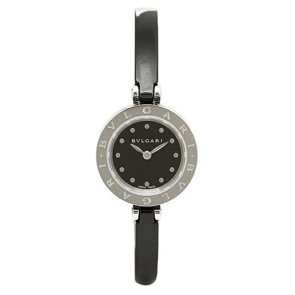 【4時間限定ポイント10倍】 ブルガリ BVLGARI 時計 レディース 腕時計 ブルガリ 時計 BVLGARI BZ23BSCC M ビーゼロワン 腕時計 ウォッチ ブラック シルバー