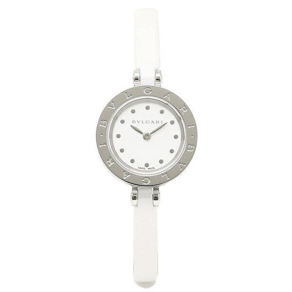 ブルガリ BVLGARI 時計 レディース 腕時計 ブルガリ 時計 BVLGARI BZ23WSCC M ビーゼロワン 腕時計 ウォッチ ホワイト シルバー