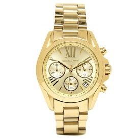 【4時間限定ポイント5倍】【返品OK】マイケルコース 時計 レディース MICHAEL KORS MK5798 MK5798710 BRADSHAW 腕時計 ウォッチ イエローゴールド