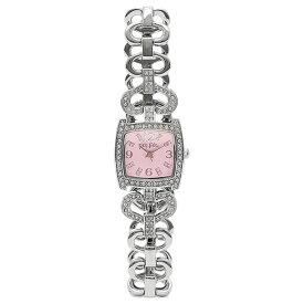 フォリフォリ FOLLI FOLLIE 時計 腕時計 フォリフォリ 時計 FOLLI FOLLIE 腕時計 レディース WF5T120BPP ピンク/シルバー ウォッチ