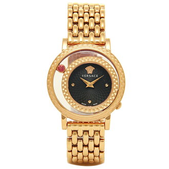 베르서치 시계 레이디스 VERSACE VDA040014 VERSACE 비너스 손목시계 워치 골드