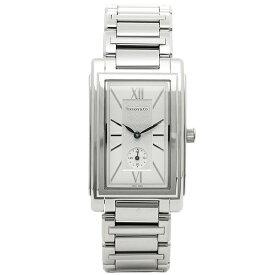 【24時間限定ポイント10倍】【返品OK】ティファニー TIFFANY & Co 時計 腕時計 メンズ ティファニー 時計 メンズ TIFFANY&Co Z00301310A21A00A GRAND 腕時計 ウォッチ シルバー