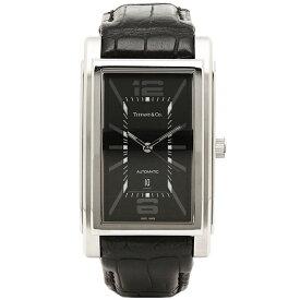【30時間限定ポイント5倍】ティファニー TIFFANY & Co 時計 腕時計 メンズ ティファニー 時計 メンズ TIFFANY&Co Z00316810A10A70A 自動巻 GRAND 腕時計 ウォッチ ブラック