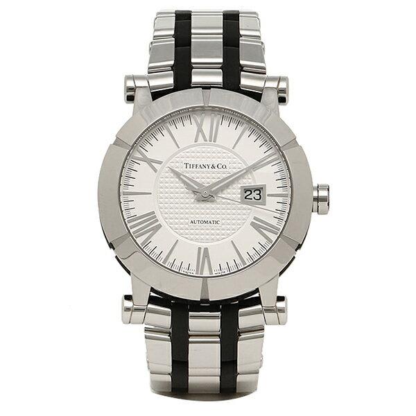 【エントリーでポイント最大19倍】ティファニー TIFFANY & Co 時計 腕時計 メンズ ティファニー 時計 メンズ TIFFANY&Co Z10007012A21A00A 自動巻 ATLAS アトラス GENT 腕時計 ウォッチ シルバー クリスマスセール