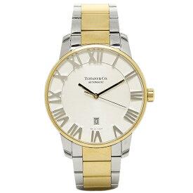 【24時間限定ポイント10倍】ティファニー TIFFANY & Co 時計 腕時計 メンズ ティファニー 時計 メンズ TIFFANY&Co Z18106815A21A00A 自動巻 ATLAS DOME アトラス 腕時計 ウォッチ シルバー