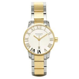 【26時間限定ポイント5倍】ティファニー TIFFANY & Co 時計 腕時計 ティファニー 時計 レディース TIFFANY&Co Z18306815A21A00A 自動巻 ATLAS DOME アトラス 腕時計 ウォッチ シルバー