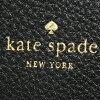 凯特黑桃包女士奥特莱斯KATE SPADE WKRU3317 001 GREY STREET WILDER DRAWSTRING帆布背包背包BLACK