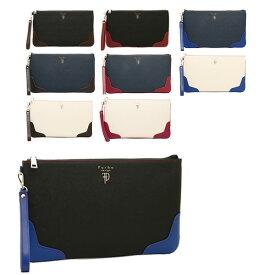 【返品OK】フルボデザイン バッグ メンズ Furbo design FRB008 ミラノシリーズ クラッチバッグ 選べるカラー
