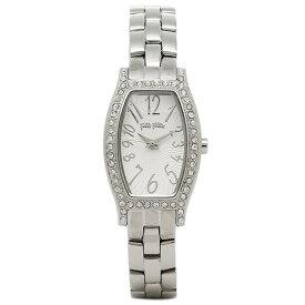 フォリフォリ 時計 FOLLI FOLLIE 腕時計 レディース WF8A026BPS ホワイト/シルバー ウォッチ