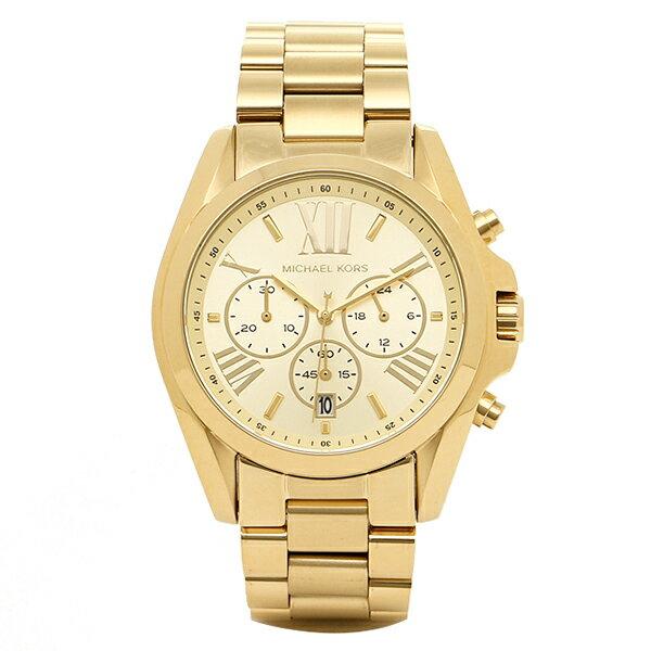 【期間限定ポイント10倍】マイケルコース 腕時計 レディース MICHAEL KORS MK5605 ゴールド クリスマスセール