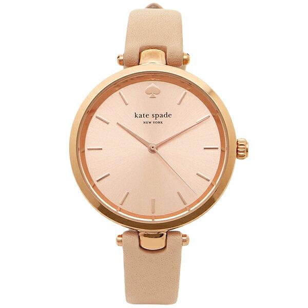 ケイトスペード 時計 HOLLAND 腕時計 ウォッチ レディース ピンク−ゴ−ルド/ピンク 1YRU0812