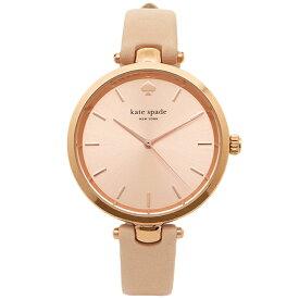 【返品OK】ケイトスペード 時計 HOLLAND 腕時計 ウォッチ レディース ピンク−ゴ−ルド/ピンク 1YRU0812