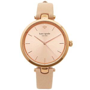 【6時間限定ポイント5倍】【返品OK】ケイトスペード 時計 HOLLAND 腕時計 ウォッチ レディース ピンク−ゴ−ルド/ピンク 1YRU0812