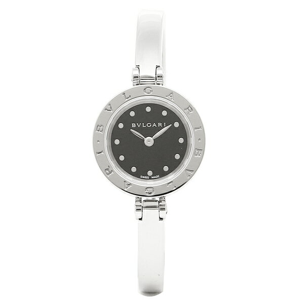 【4時間限定ポイント10倍】ブルガリ 時計 レディース BVLGARI BZ23BSS.S 102419 B-ZERO1 Sサイズ 腕時計 ウォッチ シルバー/ブラック