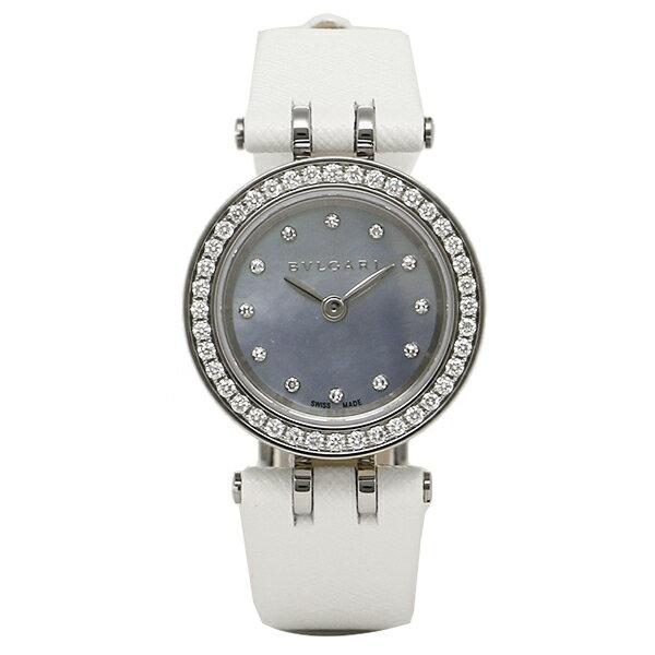 ブルガリ 時計 レディース BVLGARI BZ23BSDL/12 102397 B-ZERO1 ビーゼロワン 腕時計 ウォッチ ホワイト/シルバー