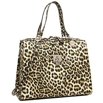 게스밧그 GUESS LG456106 LEO CARTER SUNSET SATCHEL 숄더백 leopard