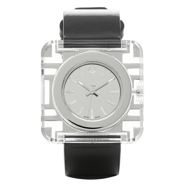 トリーバーチ 時計 TORY BURCH TRB3001 IZZIE 日常生活防水 腕時計 ウォッチ レディース シルバ−/ブラック
