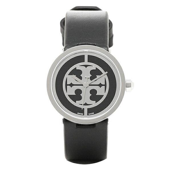 【4時間限定ポイント10倍】トリーバーチ 腕時計 TORY BURCH TRB4002 レディース シルバ−/ブラック/ブラック