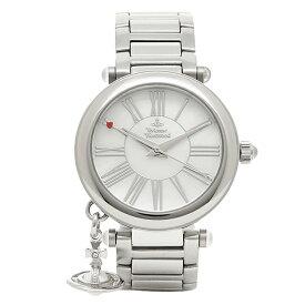 【4時間限定ポイント10倍】ヴィヴィアンウエストウッド Vivienne Westwood 腕時計 ヴィヴィアン 時計 ヴィヴィアンウエストウッド 時計 レディース VIVIENNE WESTWOOD VV006PSLSL MOTHERORB 腕時計 ウォッチ ホワイトパール/シルバー