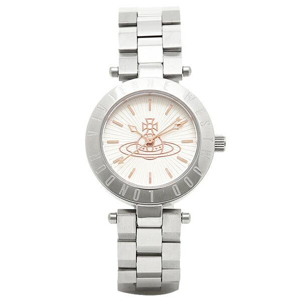 ヴィヴィアンウエストウッド 腕時計 レディース Vivienne Westwood VV092SL WESTBOURNE 時計/ウォッチ シルバー