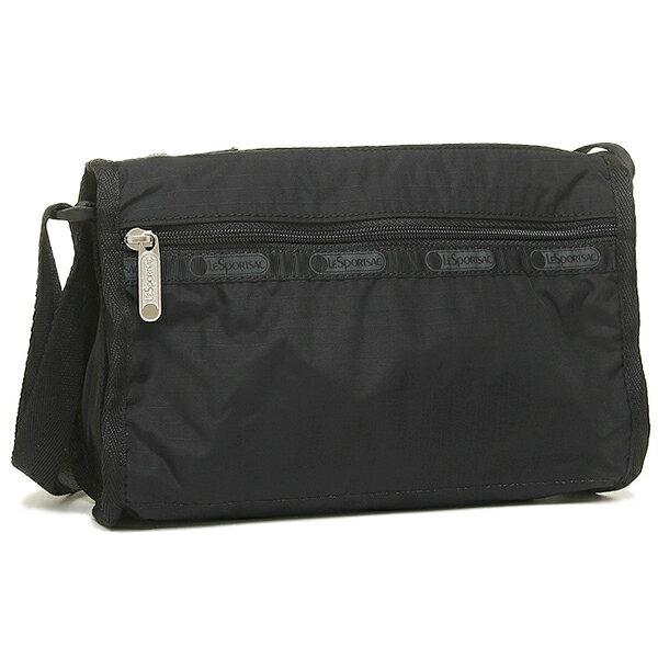 LeSportsac レスポートサック 7133 SMALL SHOULDER BAG スモールショルダーバッグ 5982 レディース ブラック クリスマスセール