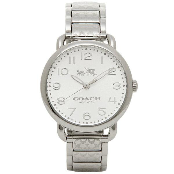 コーチ 腕時計 レディース COACH 14502495 シルバー