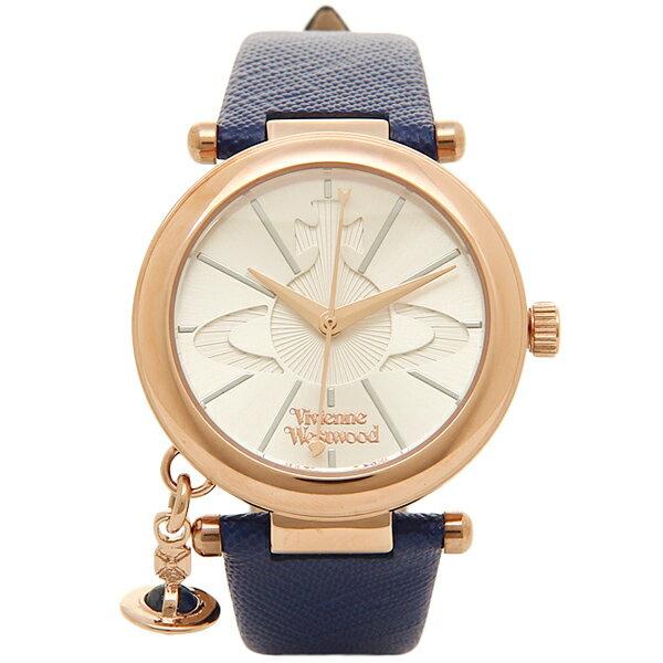 ヴィヴィアンウエストウッド 時計 VIVIENNE WESTWOOD VV006RSBL ORB POP オーブ 腕時計 ウォッチ ブルー/ゴールド/シルバー