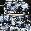 레스포트삭크밧그 LESPORTSAC 8109 D746 ABBEY CARRY-ON보스턴백 레이디스 FLOWER CLUSTER