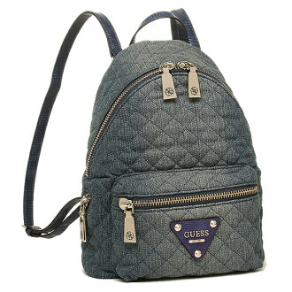 게스밧그 GUESS DG455731 DEN LEEZA SMALL BACKPACK 배낭 백 팩 DENIM